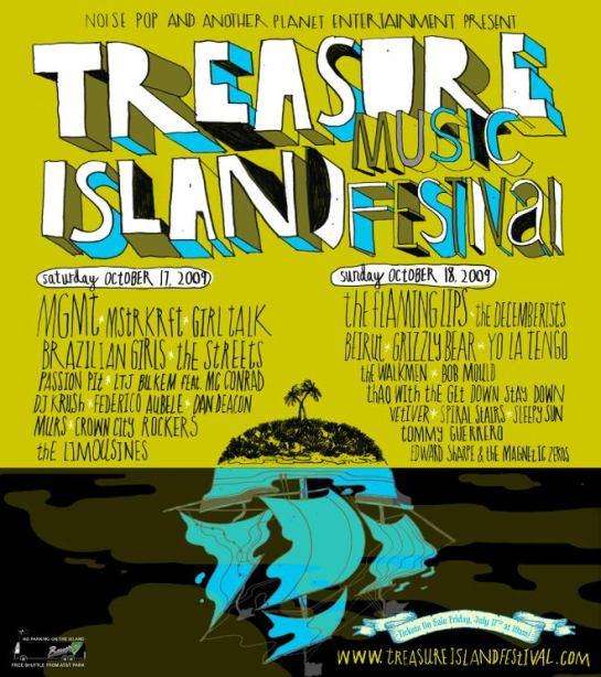 Treasure Island Festival 2009