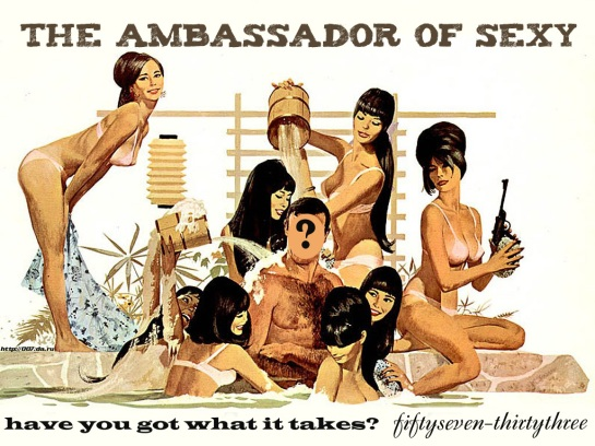 Ambassador of Sexy Photo Contest